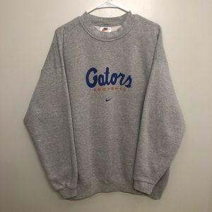 Nike Florida Gators Crewneck sweatshirt vtg USA